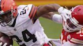 Where Nick Chubb's New $36.6M Browns Contract Ranks Among NFL RBs