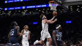 NBA/哈里斯外線開火 籃網主場擊退灰狼