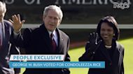 George W. Bush Says He Wrote-In Condoleezza Rice in 2020 Election and Clarifies 'Nativist' Comment