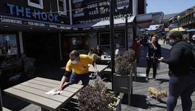 San Francisco, Silicon Valley, other areas allowed to resume indoor dining, gym reopenings