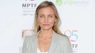 Cameron Diaz Jokes She Has to 'Live to Be 107' After Having a Baby in the 'Second Half of My Life'