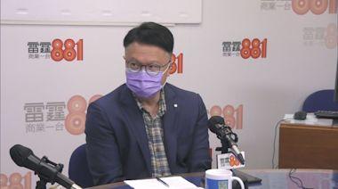 許樹昌:政府基於技術考慮未有要求入境人士做抗體測試