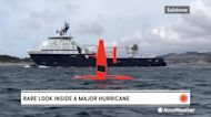 How one company steered a drone into a Category 4 hurricane and back out