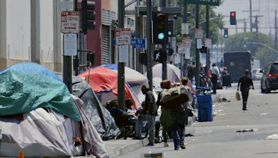 Los Angeles bans homeless encampments in 54 spots across city