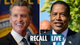 Gavin Newsom to remain as governor as polls show big win in California recall election