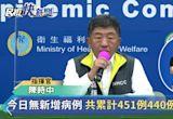 快新聞/疫情升溫! 陳時中:香港、澳洲升級為中低感染風險國家