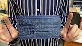 萊爾富推「丹寧牛仔藍」口罩 10/31預購限量2萬盒