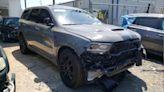 Crashed Dodge Durango Hellcat Smells Like Promise