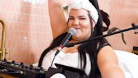 'Toy' Singer Netta Barzi's Live Performance is UNREAL | Singing In The Shower | Cosmopolitan