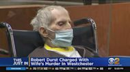 Robert Durst Charged With Wife's Murder In Westchester