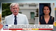 John Bolton returns to Twitter, asks whether White House is afraid of what he may have to say