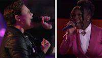 """2 Teens Face Off In Gorgeous Musical Battle That Leaves """"Voice"""" Judges Stunned."""