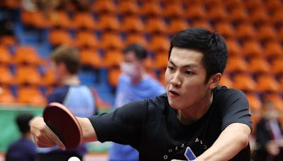 楊子儀全運會團賽勝莊智淵、今對林昀儒搶2局 敢拼的意外收穫