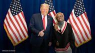 Rapper Lil Wayne endorses President Trump