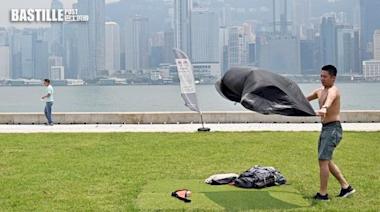 本港短暫時間有陽光最高32℃ 間中有驟雨 | 社會事