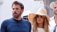 Jennifer Lopez & Ben Affleck's ROMANTIC Italian Getaway