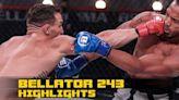 Bellator 243 Highlights: Michael Chandlers blisters Benson Henderson, enters free agency
