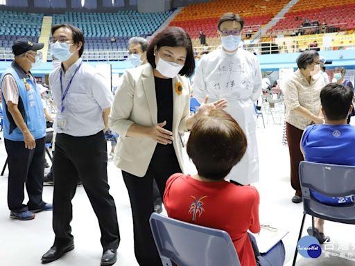 雲縣教職員工完成疫苗施打 拉起校園安全防疫網