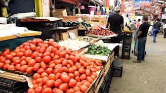 EUA llega a un acuerdo con productores de tomate mexicano
