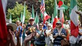 Italian Americans gather in Little Italy to demand Christopher Columbus statues be put back