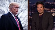 Trump's Second Impeachment Trial Begins   The Tonight Show