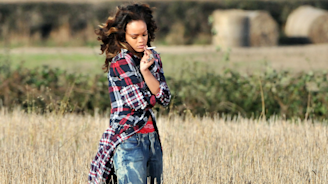 Just 22 Photos of Rihanna Smoking Weed in Honor of 420