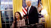 Go Inside the White House with Olivia Rodrigo as She Meets President Joe Biden, VP Kamala Harris and Dr. Fauci