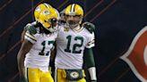 Packers, Davante Adams stop contract talks amid Aaron Rodgers turmoil