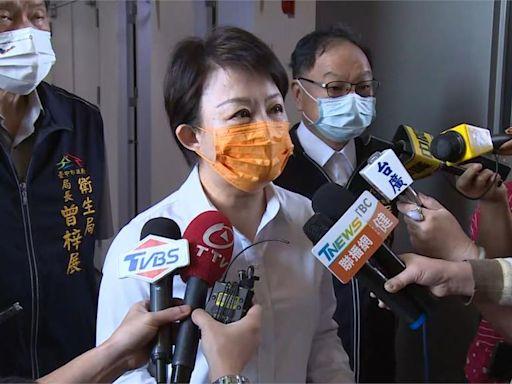 台中55-64歲3604人預約不到莫德納二劑 盧秀燕:造冊快打站接種
