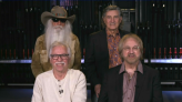 """Country Music Legends The Oak Ridge Boys on their new album 'Front Porch Singin"""""""