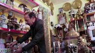 Iraqi turns home into a 'Mosul heritage' museum