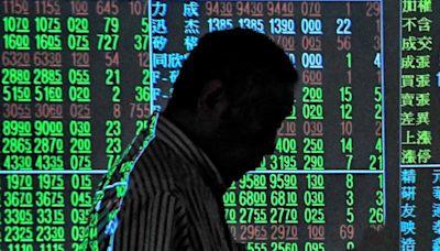 台股本週跌197點 玻璃陶瓷類指數下跌4.74%最大