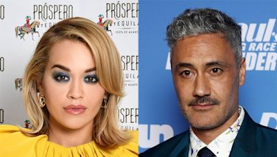 Rita Ora and Taika Waititi Seem to Confirm Romance Rumors During Latest Outing