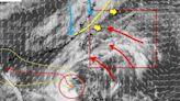 沙德爾颱風「共伴效應」今明最明顯 北、東防短時強降雨