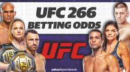 Betting: UFC 266 Preview