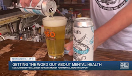 Arizona breweries partnering to raise awareness for suicide prevention