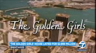 Iconic 'Golden Girls' house for sale in LA