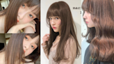 黃皮染完白一階!2021染髮指標→「AW髮色圖鑑」熊寶寶粉棕、生巧克力!閃出讓人「原地戀愛」的髮色光圈