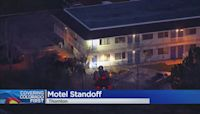 Hostage Situation At Thornton Motel Ends Peacefully, Man In Custody