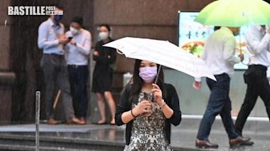 今日多雲有驟雨及狂風雷暴 東部地區錄超10毫米雨量 | 社會事