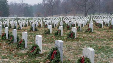 Arlington Cemetery Directed To Host Wreaths Across America