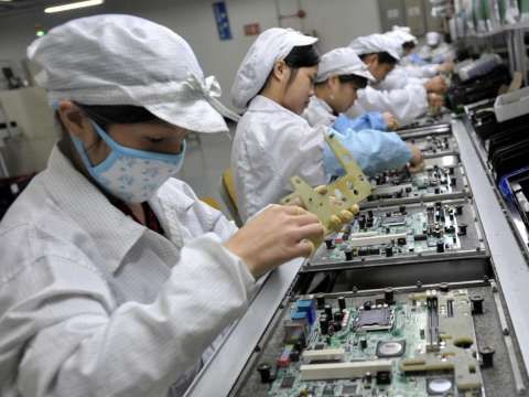 〈觀察〉中國基本工資調漲 代工廠隱性成本增加 | Anue鉅亨 - 鉅亨新視界