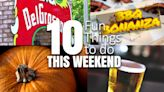 10 things to do in Central Pa. this weekend