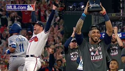 Braves win NLCS   FastCast