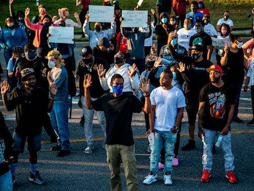 Pasquotank deputies will stop assisting with Andrew Brown protests in Elizabeth City