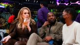 Adele, Kim Kardashian, Kanye West & More Celebrities at Lakers Games Over the Years