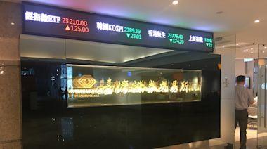 證交所:外資今年累計賣超台股3615億元