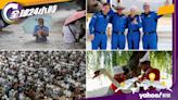 【全球24小時】貝佐斯上太空飛越卡門線創紀錄、海地新任總理就職、歷史性暴雨襲河南、不甩防疫印尼千人慶宰牲節、英國年度鵝口普查登場