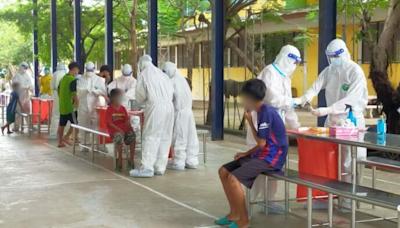 泰國一孤兒院發生新冠群體感染 184人新冠病毒檢測結果呈陽性-國際在線