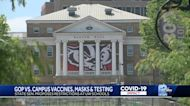 Wisconsin GOP to block COVID-19 testing, vaccination rules on UW campuses